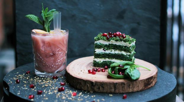 HD Wallpaper | Background Image cake, dessert, cream