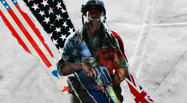 HD Wallpaper | Background Image Call of Duty Black Ops Cold War USA