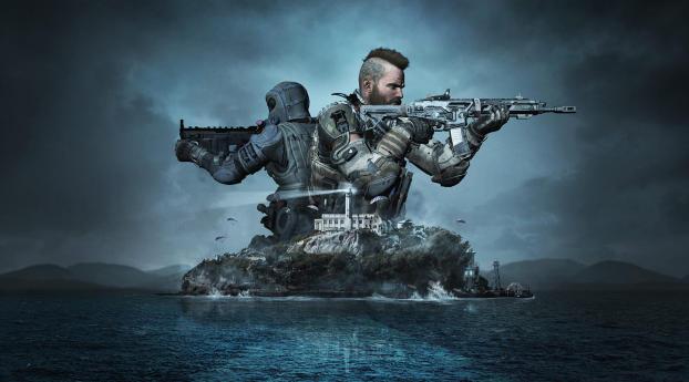 Call Of Duty Blackout Wallpaper 1440x900 Resolution