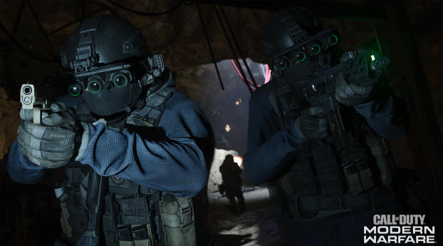 HD Wallpaper | Background Image Call of Duty Modern Warfare 4K