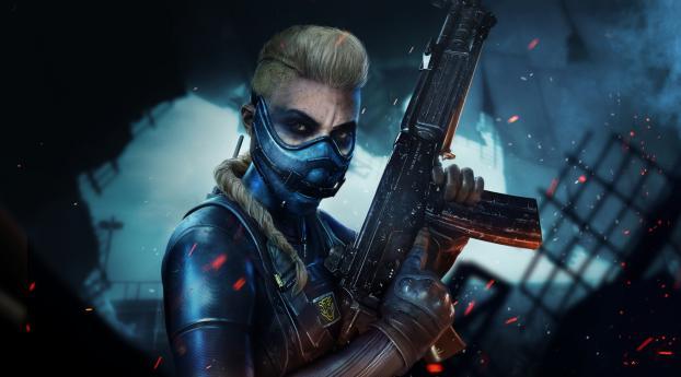 Call of Duty Warzone Season 3 Wallpaper