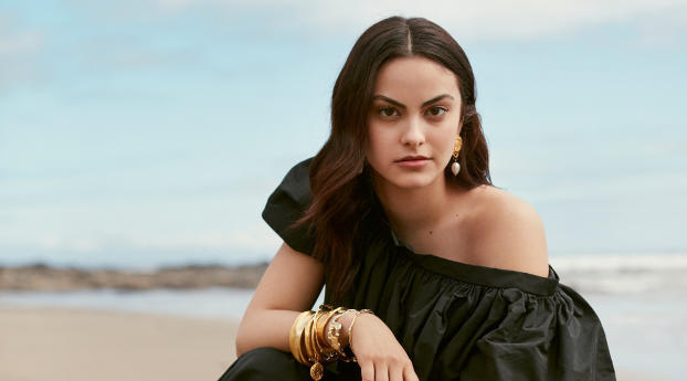 Camila Mendes 2019 Photoshoot Wallpaper in 1680x1050 Resolution