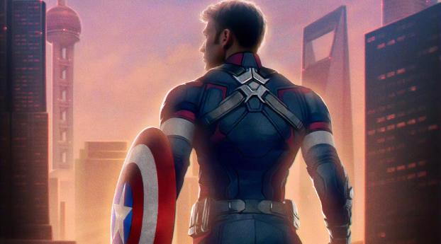 HD Wallpaper | Background Image Captain America Avengers Endgame