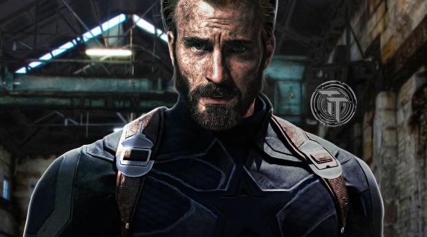 Download captain america beard look in infinity war for American cuisine movie download