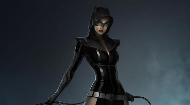 HD Wallpaper | Background Image Catwoman Injustice 2
