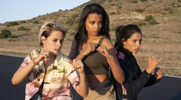 HD Wallpaper   Background Image Charlies Angels 2019