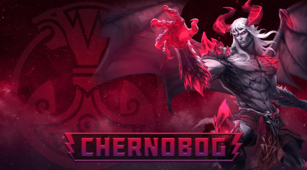 HD Wallpaper | Background Image Chernobog in Smite