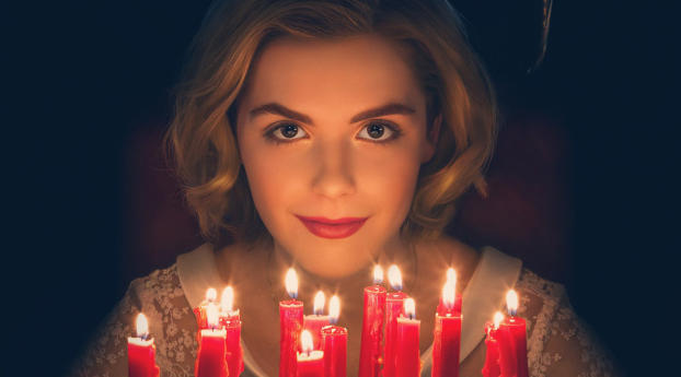 HD Wallpaper | Background Image Chilling Adventures of Sabrina
