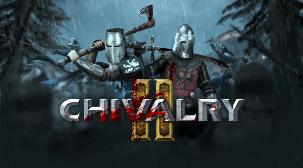 HD Wallpaper | Background Image Chivalry 2 Poster