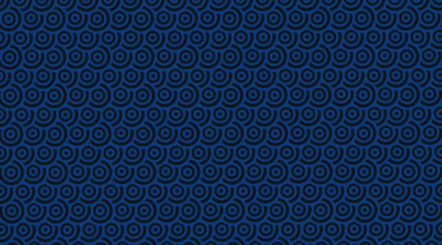 Circle Pattern Wallpaper in 750x1334 Resolution