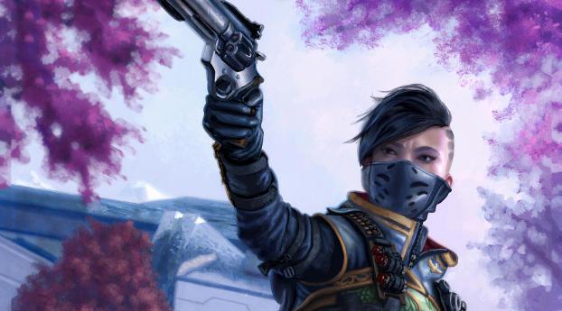 HD Wallpaper | Background Image COD Black Ops 4 Seraph