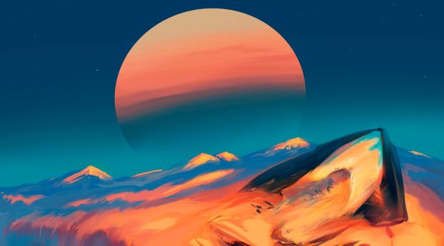 HD Wallpaper   Background Image Colony Planet