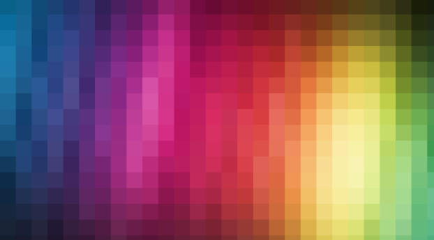 HD Wallpaper | Background Image Colorful Gradient Square