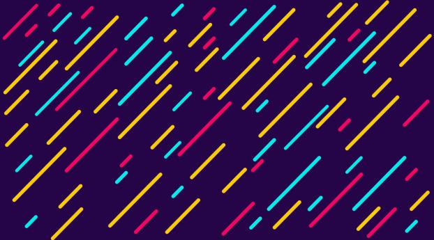 HD Wallpaper | Background Image Colorful Oblique Line Texture