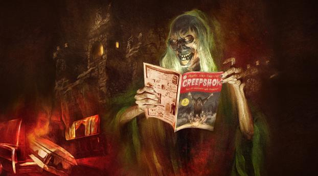 Creepshow Season 1 Wallpaper 240x320 Resolution