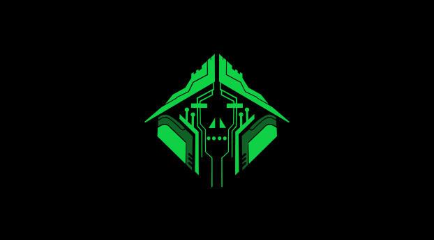 Crypto Apex Legends 4K Logo Wallpaper 2560x1600 Resolution
