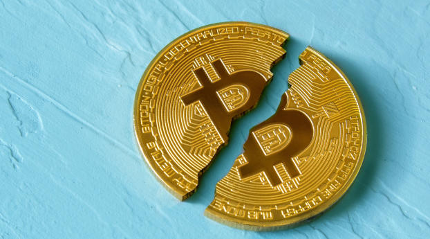 Cryptocurrency Bitcoin Money Wallpaper