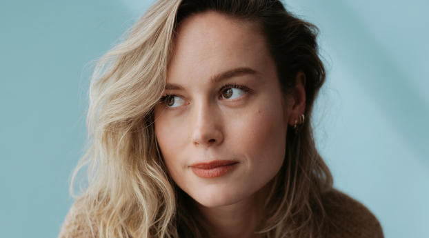 Cute Brie Larson Actress Wallpaper 2160x3840 Resolution