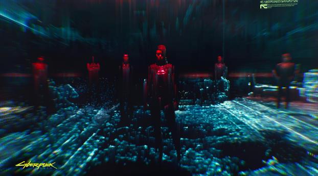 Cyberpunk 2077 4k Wallpaper in 1920x1080 Resolution
