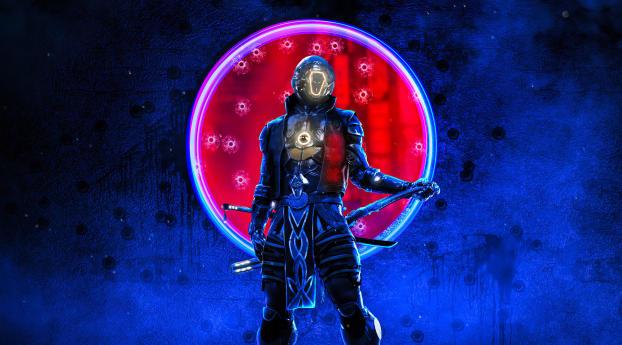 Cyberpunk Samurai Wallpaper, HD Artist 4K Wallpapers ...