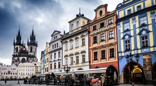 2160x3840 Czech Republic Prague Street Sony Xperia X Xz Z5 Premium Wallpaper Hd City 4k Wallpapers Images Photos And Background