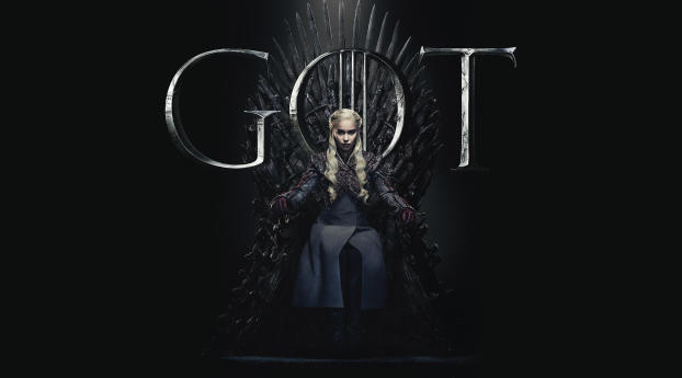 1920x1080 Daenerys Targaryen Game Of Thrones Season 8
