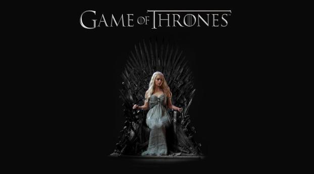 Daenerys Targaryen Game Of Thrones Tv Show Wallpaper Wallpaper