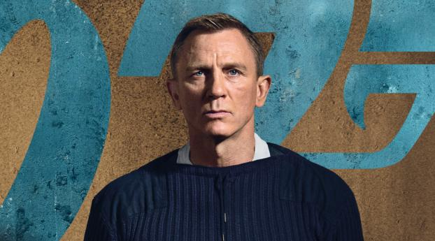 HD Wallpaper | Background Image Daniel Craig No Time to Die