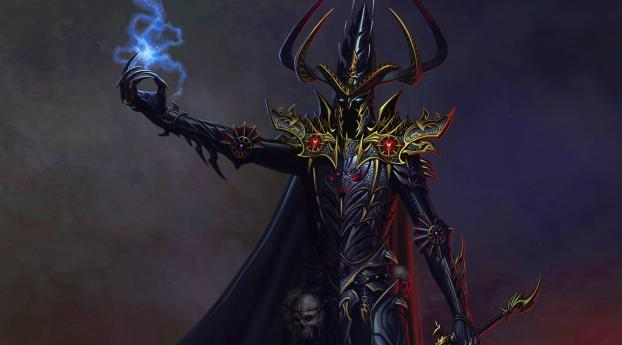 HD Wallpaper | Background Image Dark Elves Warhammer
