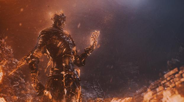 HD Wallpaper   Background Image Dark Souls III