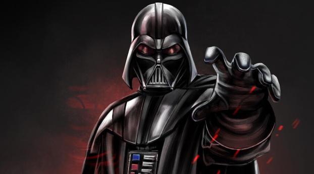 Darth Vader Star Wars 2021 Wallpaper