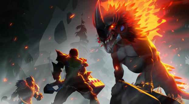 HD Wallpaper | Background Image Dauntless
