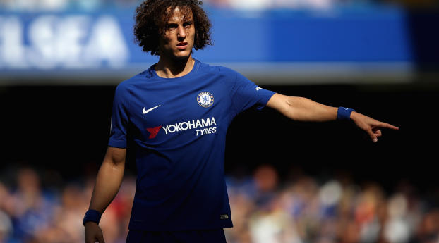 David Luiz, HD 4K Wallpaper