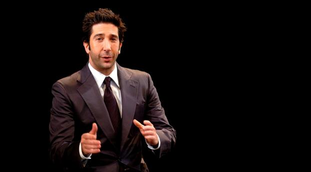 Actor David Schwimmer and British artist Zoe Buckman who share 5yearold daughter Cleo are calling it quits nearly seven years after tying the knot