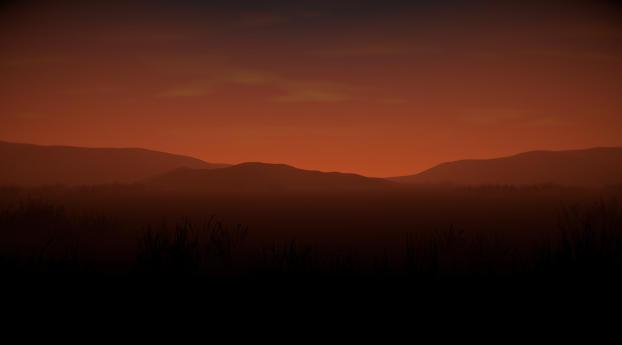 Dawn of Man 2021 Wallpaper