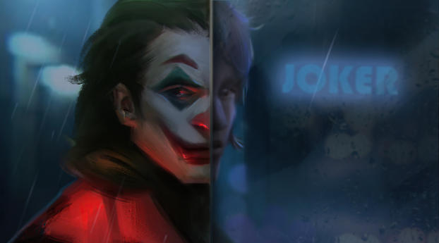 DC Joker New 2020 Art Wallpaper