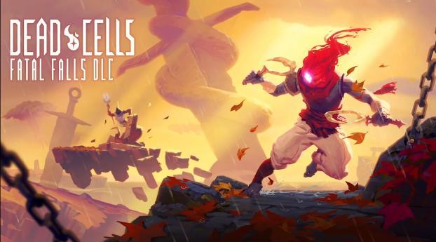Dead Cells Fatal Falls Wallpaper