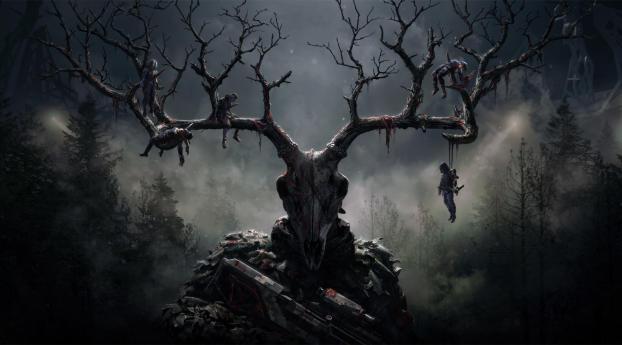 HD Wallpaper | Background Image Deathgarden Bloodharvest