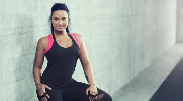 HD Wallpaper   Background Image Demi Lovato
