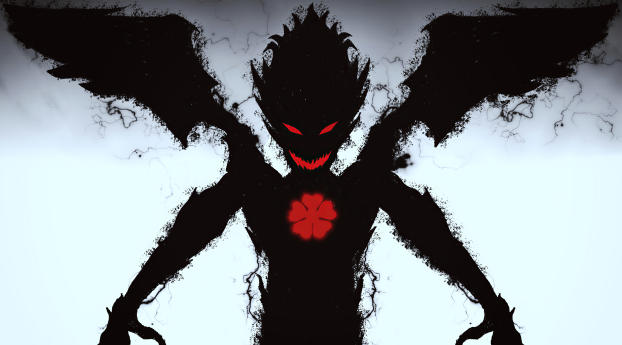 HD Wallpaper | Background Image Demon Black Clover