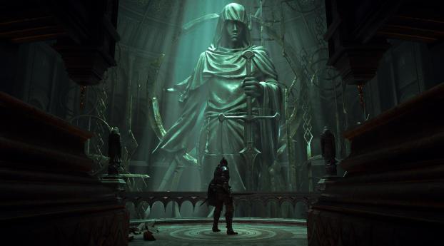 Demon's Souls 2020 Wallpaper