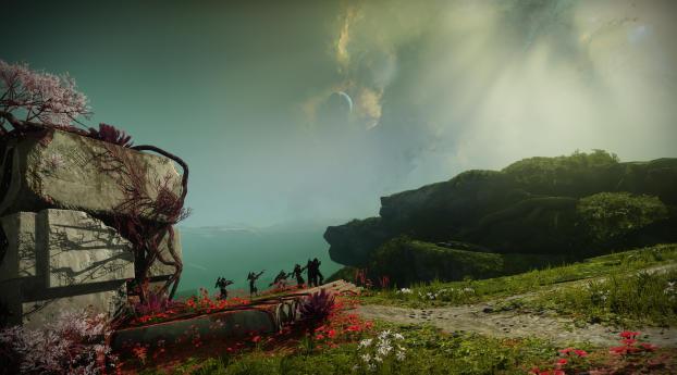 HD Wallpaper | Background Image Destiny 2 2019 Game