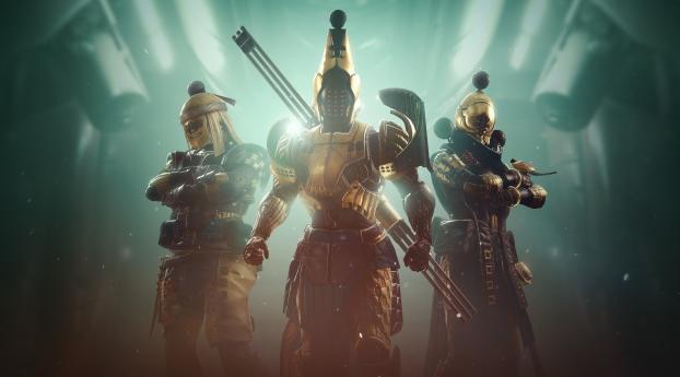 Destiny 2 Beyond Light Adventure Awaits Wallpaper