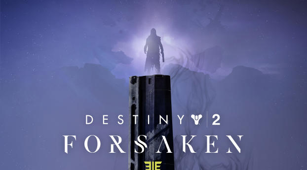 Destiny 2 Forsaken 2018 Wallpaper 320x480 Resolution