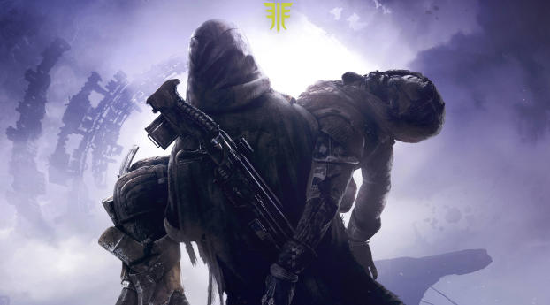 Destiny 2 Game Poster Wallpaper in 540x960 Resolution