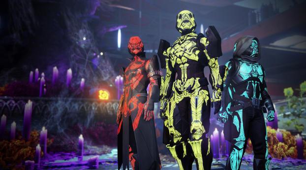 Destiny 2 Halloween 2019 Wallpaper 3840x2160 Resolution
