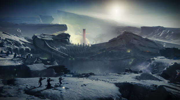 HD Wallpaper | Background Image Destiny 2 Shadowkeep Environment