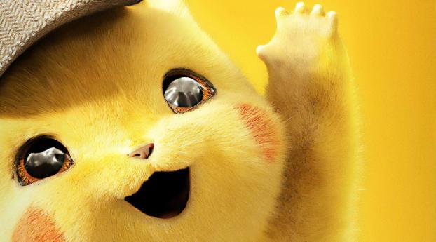 Detective Pikachu Wallpaper