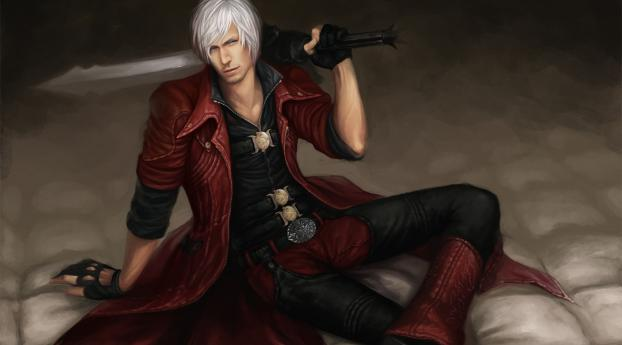 HD Wallpaper | Background Image devil may cry 4, dmc 4, character