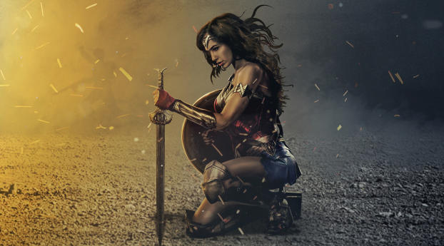 HD Wallpaper | Background Image Diana Prince